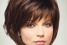 Hairstyles / Bangs  / by Judy Evans