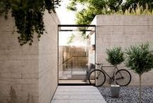 Courtyards and Outdoor Spaces