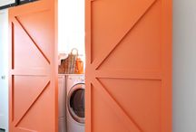 Laundry Rooms / by House Beautiful Magazine