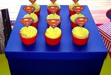 Superman Party / by Kelly Waltz
