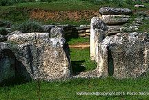 Tombe dei Giganti  Giant Tombs in Sardinia