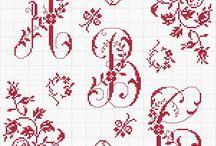 Cross Stitch ~ ABC