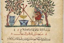 Manuscrise arabe