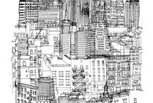 Ilustration City
