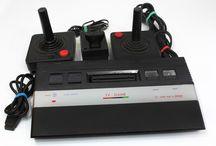 Consolas y portatiles de videojuegos :-) / La evolución de la diversión, marcando generaciones.