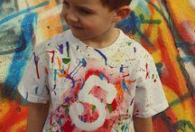 paint tshirt ideas