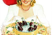 Coca Cola / Affiches