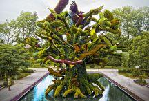 Sculpturesculpture végétale | les potins des plantes: sculptures végétales