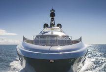 CRN Yachts -  M/Y Yalla 73m / Sleek, slender and sporty: CRN M/Y Yalla 73m