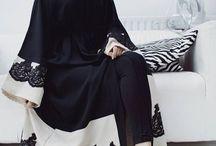 gamis abaya hijab