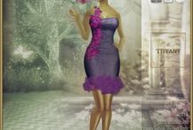 Appliers Dresses ~ Second Life