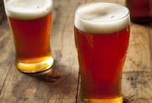nos bières artisanales / mise en scène des bières artisanales