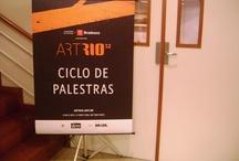 Ciclo de Palestras ArtRio 2012