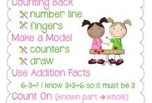 Teaching Math / by Kimberly Bennett