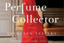 Your Book Club on a Board - The Perfume Collector by Kathleen Tessaro