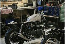 Garage De Moto