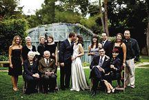 Fotoidéer gruppbild bröllop
