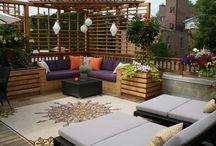 Patio Ideas / by Emily Cobb