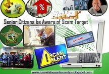 Senior Citizens be Aware of Scam Target
