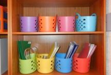 Classroom Organization / by Liz Shapiro