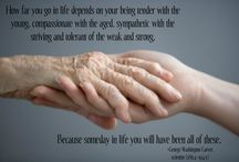 Caring For Aging Parents / Tips, Tricks, and information when attempting to care for our aging parents.
