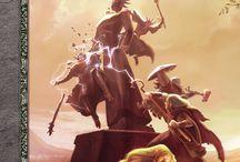 Produktcover RPG / Coverbilder von Rollenspiel Produkten