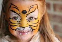 Face Painting / by Stacy Schmidt