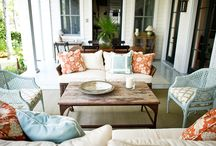 Sunporch Style / I have a sunporch. It needs some style.