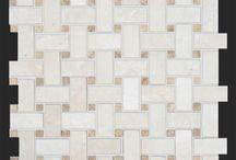 Premium Botticino Marble Floor And Wall Tiles, Mosaics / Premium Botticino Marble Floor And Wall Tiles, Mosaics from http://AllMarbleTiles.com