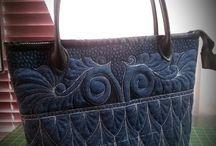 patchwork kabelky