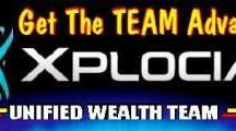 Unified Wealth Team - Xplocial / Xplocial is by far the easiest business I have been a part of. It is so simple to understand. One of my favorite things about Xplocial is the fact that it pays out 100% commissions paid weekly to you. I mean you won't find that anywhere else with a business model like this. You really can build significant residual income..