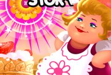 Sugar candy story - the game!