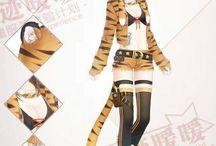 cute anime clothes
