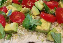 raw food & vegan / 食物が持つ、加熱によって失われがちな酵素やビタミン・ミネラルなどを効率よく摂取する食事法