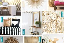 Be Inspired: Gold