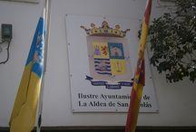La Aldea de San Nicolás de Tolentino / Municipio español perteneciente a la provincia de Las Palmas, en las islas Canarias. Está situado al oeste de la isla de Gran Canaria. La capital municipal se llama La Aldea de San Nicolás de Tolentino, aunque los lugareños la conocen popularmente como La Aldea.El punto más elevado del municipio es la montaña de Inagua, con más de 1.300 metros de altura.