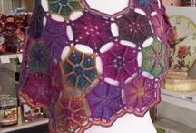 Crochet Adult Apparel / by Libby Richey Kloap