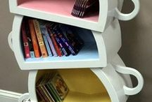 The Best Book Shelves / Fun places to keep your best book friends. Support us  here http://www.indiegogo.com/projects/new-publisher-house-a-revolutionary-publishing-system so we can support you