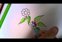coloured pencil techniques