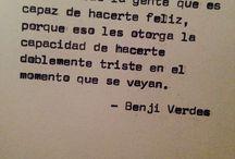Benji Verdes
