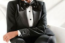 Act like a lady, dress like a boss. / Ladies who can rock a suit & still look sexy, classy & feminine.