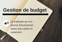 Gestion budget