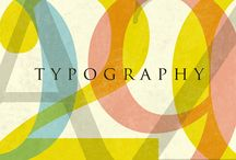 Typography / Snippets, images and info about typography and fonts!