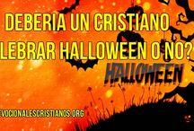 Deben Los Cristianos Celebrar Halloween