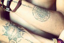 Sak yant & sacred tattoos