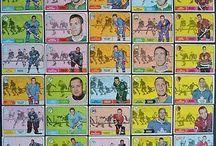 Vintage Hockey Cards