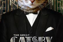 Fake cat movie / Les affiches des plus grand films mais avec des chats !