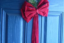 Christmas Decorating / Holiday decorating and project ideas