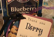 Thank you gifts / by Brisha Southard