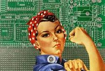 Women in Technology / Honoring the women who contribute to the high tech industry.